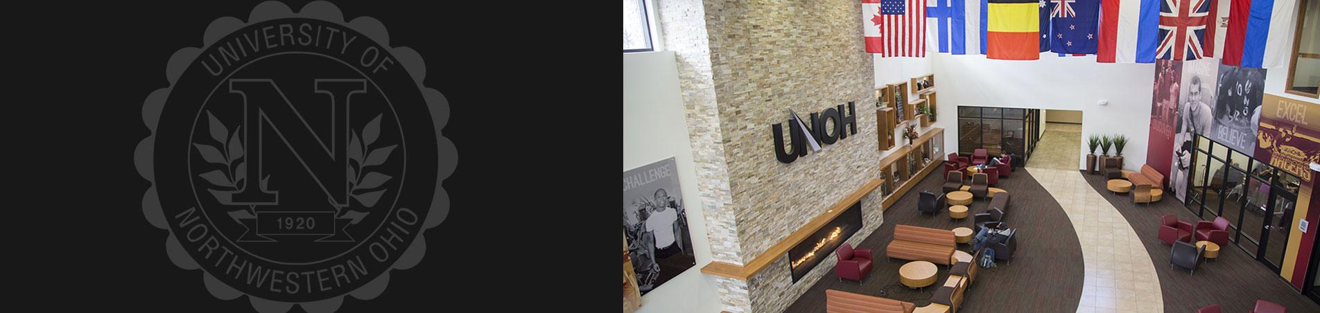 Unoh university of northwestern ohio for Northwestern virtual tour