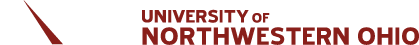 UNOH University of Northwestern Ohio Logo